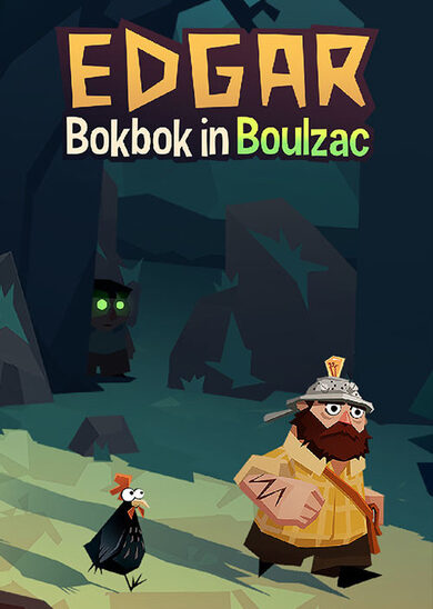 Edgar - Bokbok in Boulzac Steam Key GLOBAL
