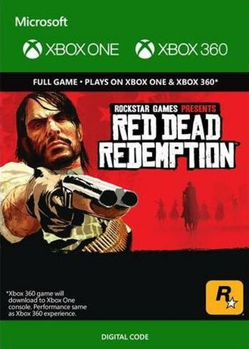 Red Dead Redemption (Xbox 360/Xbox One) Xbox Live Key GLOBAL