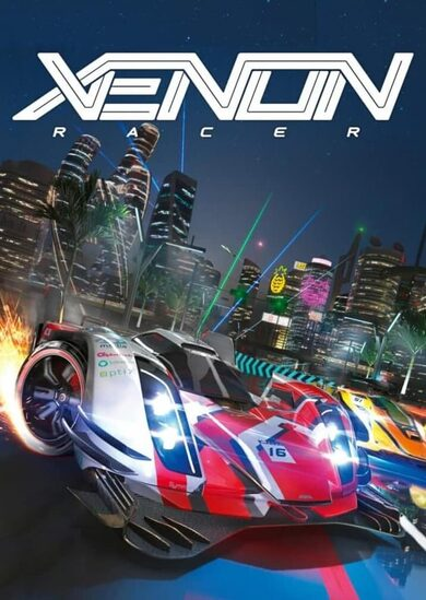 Xenon Racer Steam Key GLOBAL