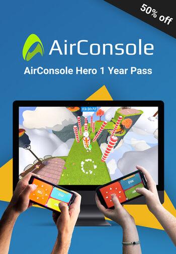AirConsole Hero 1 Year Pass Key GLOBAL