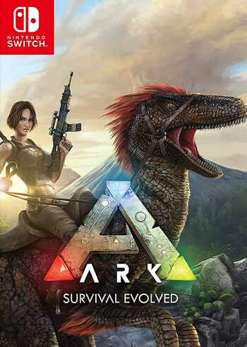 ARK: Survival Evolved (Nintendo Switch) Nintendo Key EUROPE