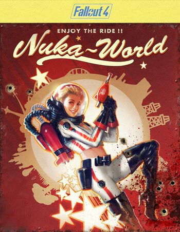 Fallout 4 - Nuka World (DLC) Steam Key GLOBAL