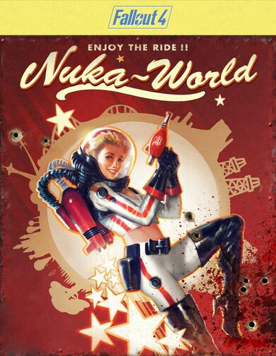 Fallout 4 - Nuka World (DLC) Steam Key GLOBAL фото