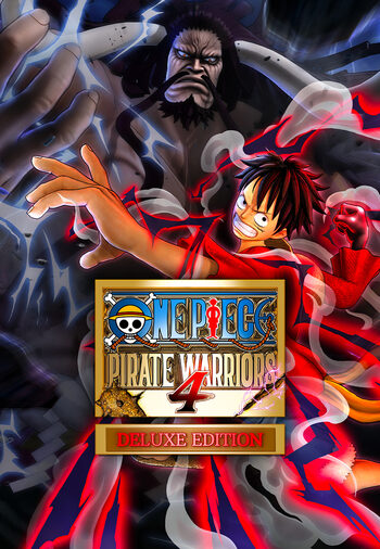 One Piece Pirate Warriors 4 - Deluxe Edition Steam Key GLOBAL