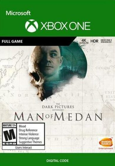 The Dark Pictures: Man of Medan (Xbox One) Xbox Live Key UNITED STATES