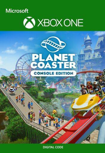 Planet Coaster: Console Edition XBOX LIVE Key UNITED STATES