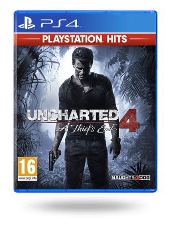 Uncharted 4: A Thief's End PlayStation 4