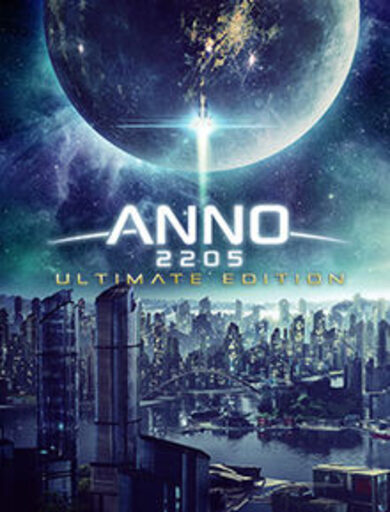 Anno 2205 (Ultimate Edition) Uplay Key GLOBAL