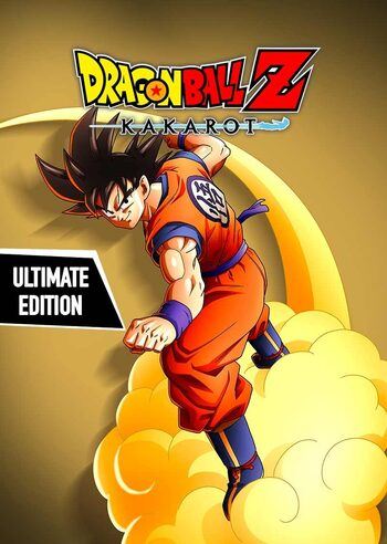 Dragon Ball Z: Kakarot (Ultimate Edition) Steam Key EUROPE