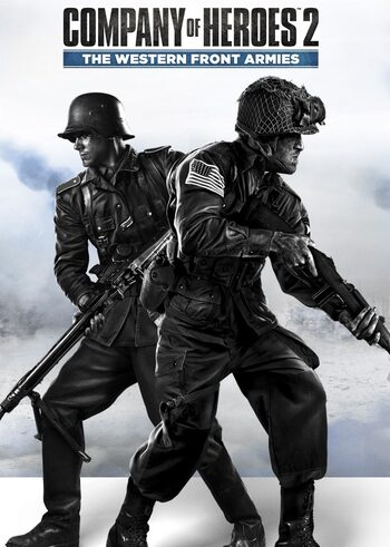 Company of Heroes 2 + The Western Front Armies Pack (DLC) Steam Key GLOBAL
