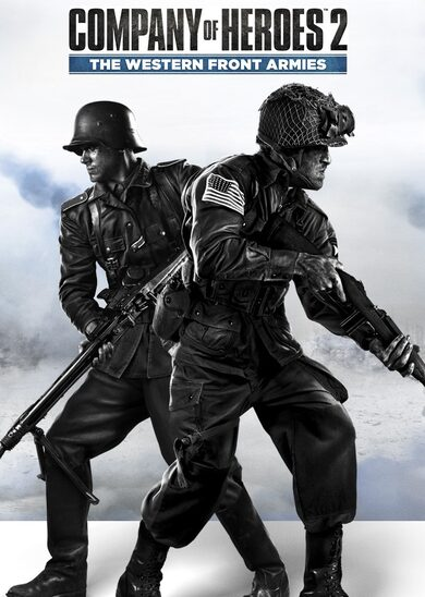 Company of Heroes 2: The Western Front Armies Pack (DLC) Steam Key EUROPE