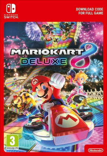 Mario Kart 8 Deluxe (Nintendo Switch) eShop Key EUROPE