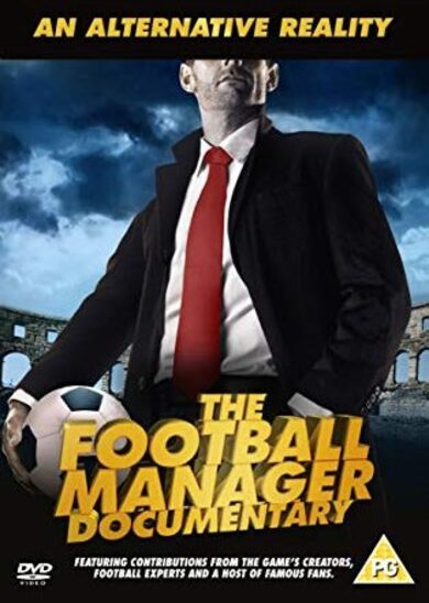 An Alternative Reality – The Football Manager Documentary Steam Key GLOBAL