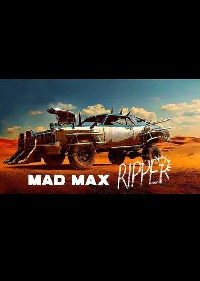 Mad Max + The Ripper DLC Steam Key GLOBAL (excl. Japan)