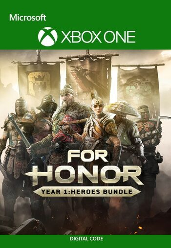 For Honor Year 1: Heroes Bundle (DLC) XBOX LIVE Key UNITED STATES