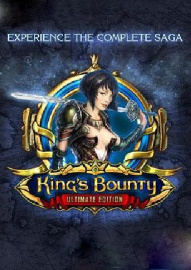King's Bounty: Ultimate Edition Steam Key GLOBAL