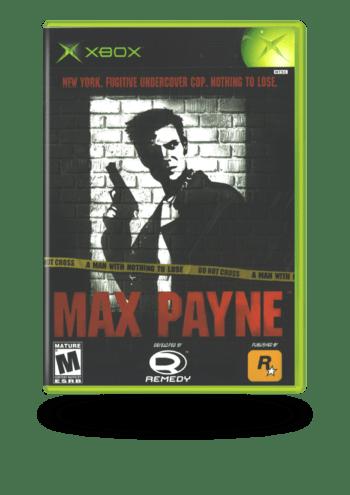 Max Payne Xbox