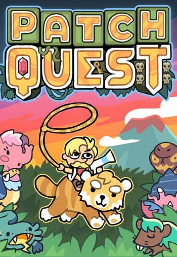 Patch Quest Steam Key GLOBAL