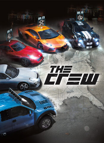 The Crew (Ultimate Edition) Uplay Key GLOBAL