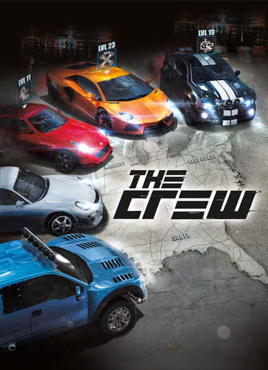 The Crew Uplay Key EUROPE