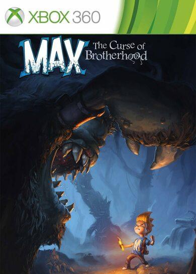 Max: The Curse of Brotherhood - Xbox 360 Xbox Live Key GLOBAL