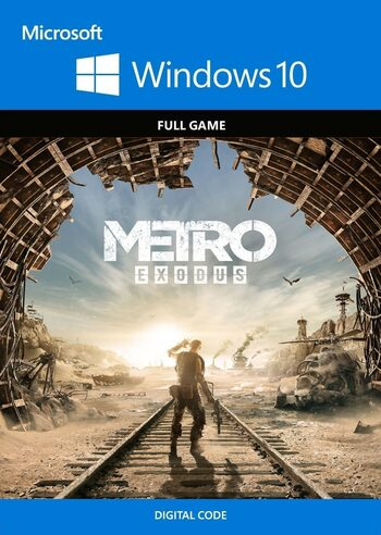 Metro Exodus - Windows 10 Store Key EUROPE