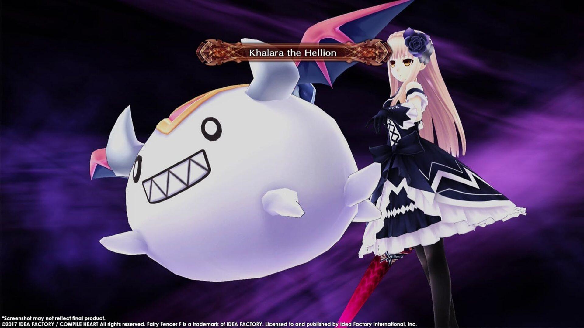 Buy Fairy Fencer F Advent Dark Force Steam Key Global Eneba