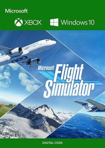 Microsoft Flight Simulator: Standard Edition PC/XBOX LIVE Key EUROPE