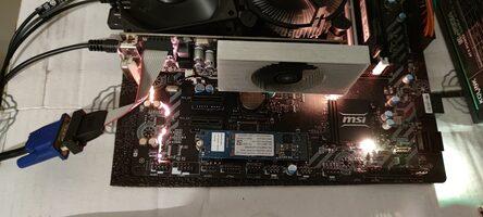 MSI GeForce GT 730 2 GB 700 Mhz PCIe x16 GPU