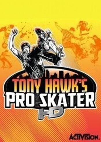 Tony Hawk's Pro Skater HD Steam Key GLOBAL