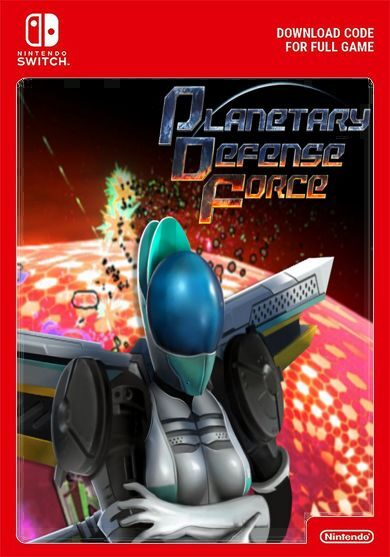 Planetary Defense Force Nintendo Switch
