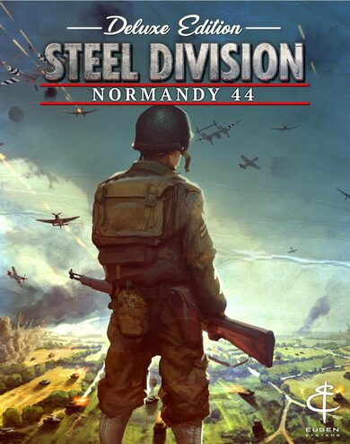 Steel Division Normandy 44 Deluxe Edition Steam Key GLOBAL