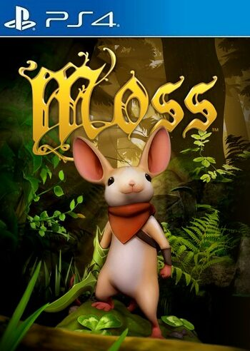 Moss [VR] (PS4) PSN Key NORTH AMERICA