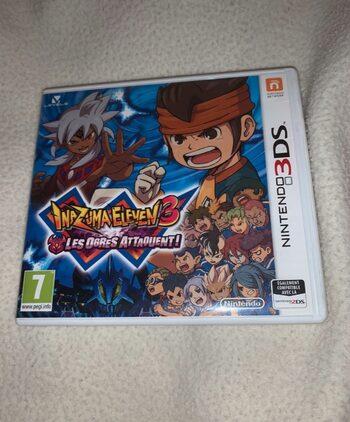 Inazuma Eleven 3: Team Ogre Attacks! Nintendo 3DS