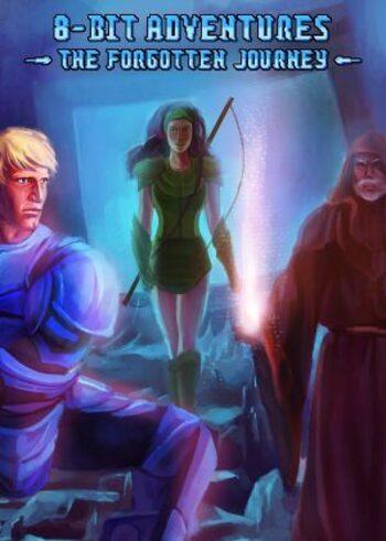 8-Bit Adventures 1: The Forgotten Journey Remastered Edition Steam Key GLOBAL