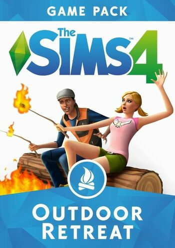 The Sims 4: Outdoor Retreat (DLC) Origin Key GLOBAL
