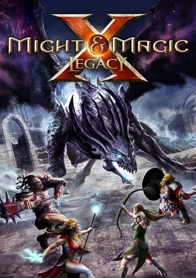 Might & Magic X: Legacy Uplay Key GLOBAL
