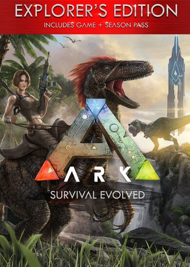 Buy ARK: Survival Evolved Explorer's Edition Steam Key GLOBAL | ENEBA