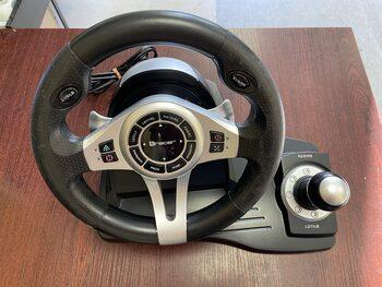 tRacer Tracer Roadster vairas su bėgių perjungėju, shifteriu V13