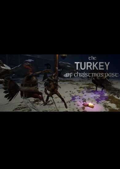 The Turkey of Christmas Past Steam Key GLOBAL