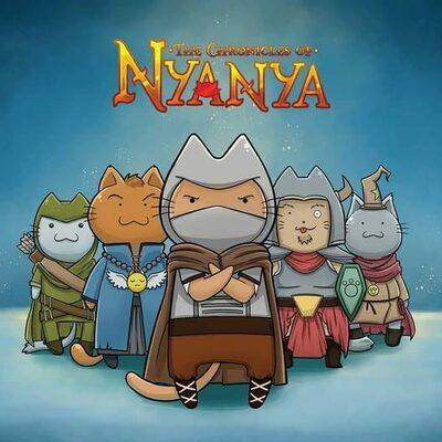 The Chronicles of Nyanya Steam Key GLOBAL