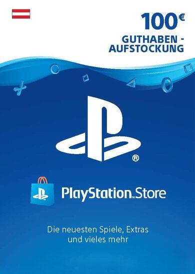 PlayStation Network Card 100 EUR (AT) PSN Key AUSTRIA фото