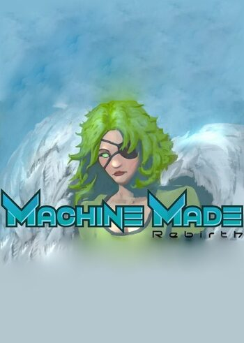 Machine Made: Rebirth Steam Key GLOBAL