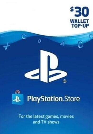 PlayStation Network Card 30 USD (LBN) PSN Key LEBANON