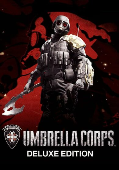 Umbrella Corps (Deluxe Edition) Steam Key GLOBAL фото