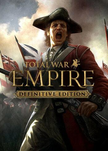 Total War: EMPIRE – Definitive Edition Steam Key GLOBAL