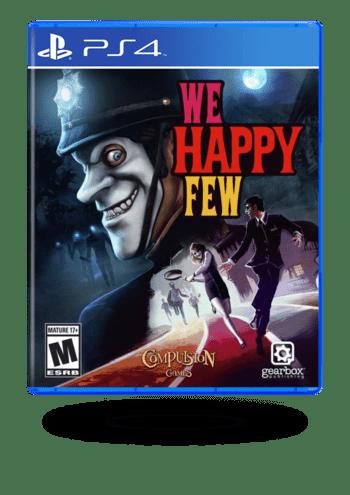 We Happy Few PlayStation 4