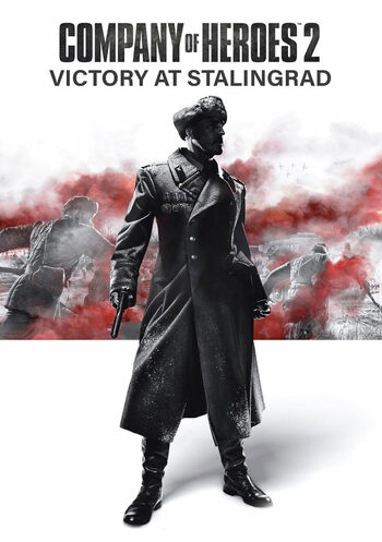 Company of Heroes 2: Victory at Stalingrad (DLC) Steam Key GLOBAL
