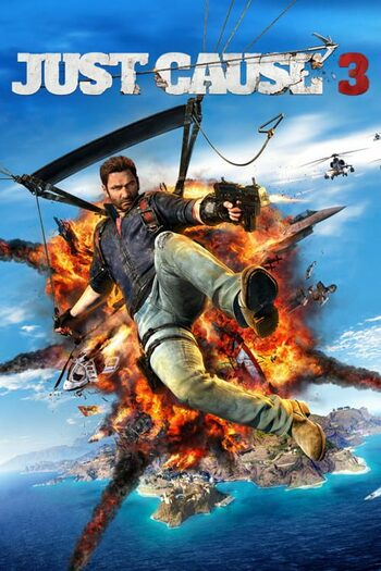 Just Cause 3 Steam Key EUROPE