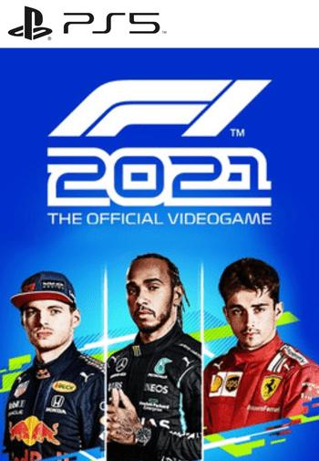 F1 2021 Pre-order Bonus (DLC) (PS5) PSN Key EUROPE